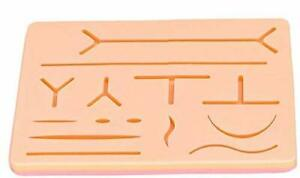 Suture Practice Kit Reusable Silicon Suture Pad For Suture Training