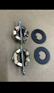 Early Ford Spindle Nut Kit 1932 48 Carrillo Customs