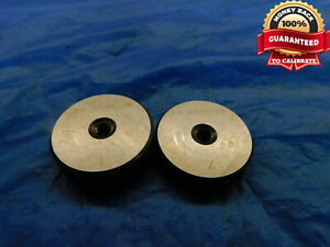 1 4 20 Unc 2a Solid Thread Ring Gages 25 Go No Go P d s 2164 2127 250