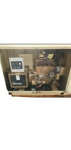 Kohler Diesel Generator 30kw With New 200 Amp Automatic Transfer Switch