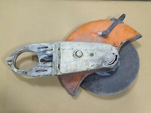 Stihl Demo Saw Blade Support Parts Assembly