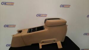 07 Chevy Avalanche 1500 Complete Oem Front Floor Center Console Tan