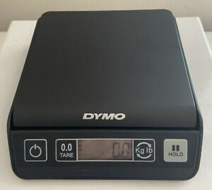 Dymo Digital Postal Scale M5 Model 1772056 5lbs Max Battery Operated