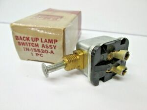 Nos 1955 58 Ford Passenger 55 60 T Bird S T Or O D Back Up Switch 1h 15520 A