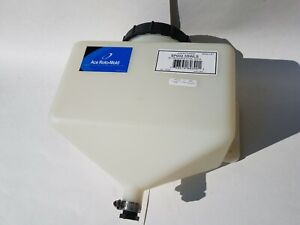 2 5 Gallon Cone Bottom Specialty Tank Sp002 5 rt Sp002 5swls Ace Roto mold New