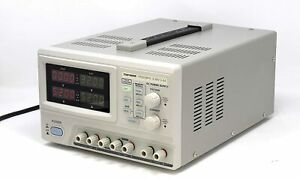 Tekpower Tp3005piii Programmable Variable Triple Output Dc Power Supply