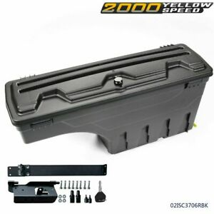 Fit For 02 18 Dodge Ram 1500 2500 3500 Truck Bed Storage Box Rear Right Side Usa