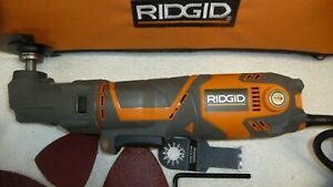 Lightly Used Ridgid Jobmax Power Handle With Case In Perfect Condition