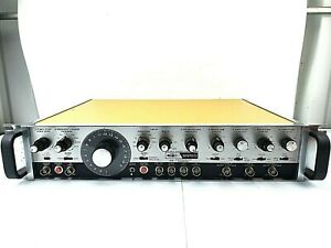 Vintage Rare Systron donner 410 Datapulse Sweep Function Generator