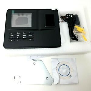 Employee Biometric Fingerprint Attendance Time Clock Check In Out F30