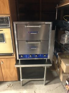 Bakers Pride P 48bl Brick Lined Electric Countertop Oven 208v 3 Phase 4300w