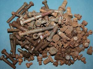 1956 1957 Corvette Fasteners And Bolts 1958 1959 1960 1961 1962 C1