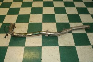 15 19 Wrx Aftermarket 2 Piece Exhaust Pipe Downpipe Tubing Fits Subaru