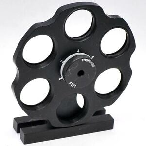 Thorlabs Fw1 Filter Wheel For 6 1 Optical Filters optics With Pedestal Mount