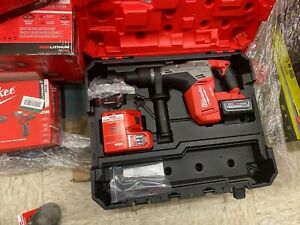 Milwaukee M18 Fuel Brushless Cordless 1 9 16 In Sds max Rotary Hammer Kit