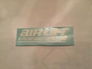 Racing Performance Suspension Sticker Parts Cars Airlift Motorcycle Shocks