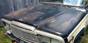 Vintage 1982 Jeep Wagoneer Hood Other Parts Available