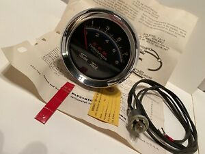Vintage Sun Tach St606 For 6 Cyl Dead Stock In Box