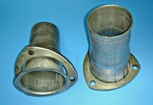 3 Header To 2 50 Id 3 Bolt Flange Exhaust Gasket Style Collector Reducers
