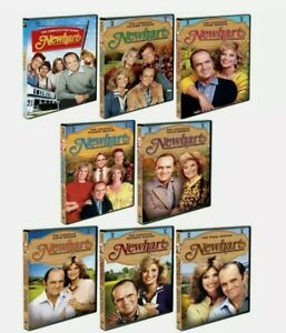 Newhart: The Complete TV Series Seasons 1 8 DVD New amp; Sealed Free Shipping USA $42.77