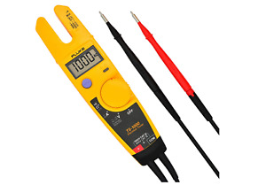 Fluke T5 1000 Voltage Current Electrical Clamp Meter Open Box