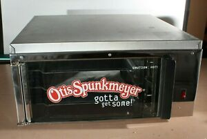 Otis Spunkmeyer Electric Commercial Convection Cookie Oven Model Os1 W 3 Pans