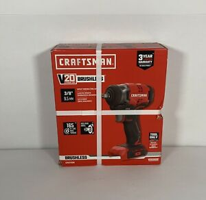 Craftsman Cmcf910b 20v Brushless 38 Impact Wrench Tool Only Brand New