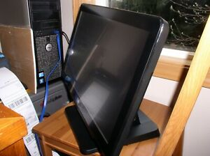 19 Elo Esy19x7 Touch Screen All in one Pos Computer I7 8gb 320gb Hdd Win 10