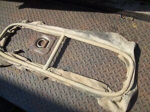 Convertible Rear Window Frame Ford Dodge Chevy Cord Packard 1940 Gm Rat Rod 39