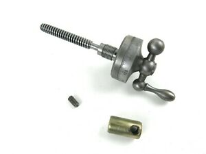 South Bend 9 10k Lathe Compound Rest 200 Large Dial Screw Assembly W Feed Nut