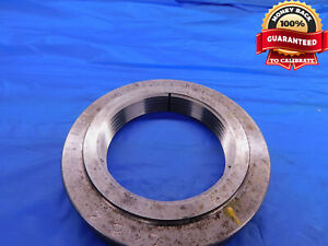 3 8 Npt L1 Pipe Thread Ring Gage 3 0 3 00 3 000 3 0000 N p t National Taper