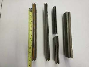 Lot Of 5 Acute Angle Press Brake Tooling Dies Small Pieces Free Shipping