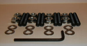 Small Block Chevy Valve Cover Studs 1 5 Long Stud Kit 283 302 327 350 383 400