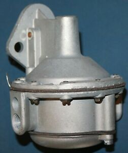New 1956 Late 1957 1958 Corvette Fuel Pump 4445 In Stock Ready To Ship New