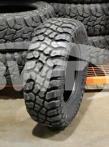 4 New Hi Country Hm1 Mud Tires 285 70r17 121q Bsw Lre 2857017