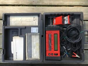 Snap on Automotive Diagnostic Scanner With Hard Case And Many Extras