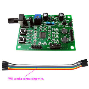 Dc 5 12v 2 phase 4 wire Micro Mini Stepper Motor Driver Speed Controller Mgf