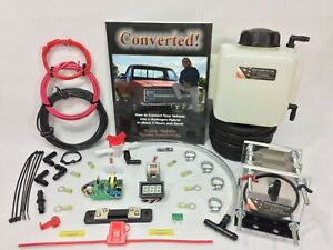 21 Plate Hho Dry Cell Kit W Volo Chip Electronics Hydrocell Electrolysis
