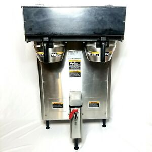 Bunn Coffee Maker Commercial Dual Tf Dbc 34600 0000 Brew Wise Smart Funnel