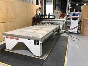 2011 Thermwood Cs43 510 3 Axis Cnc Router