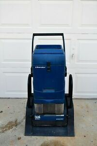Host Liberator Extractor Vac Evm Dry Carpet Tile Grout Cleaning Machine