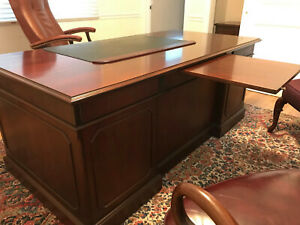 Office Desk Credenza And Lateral File Matching 100 Walnut Alma Desk Co