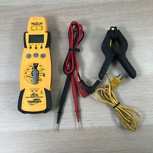 Fieldpiece Hs36 Expandable Temperature True Rms Multimeter With Backlight