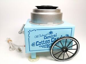 Nostalgia Pcm305 Cotton Candy Maker Old Fashioned Carnival Style Base Only Parts