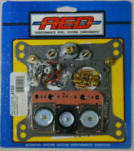 Aed 4150 Holley Rebuild Renew Kit Double Pumper Carb 650 700 750 800 850 950