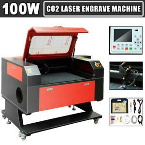 700 500mm 100w Laser Engraving Machine Co2 Engraver Cutter Electric Lifting Usb