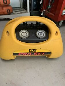 Cps Pro set Refrigerant Recovery System Model Cr 700
