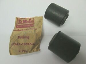 Nos 60 63 Ford 64 Ford S W 64 T Bird Rear Shock Absorber Bushings C0aa 18016 A