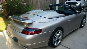 Porsche 996 1999 04 Speedster Humps Covers Quick Install And Remove Made In Usa
