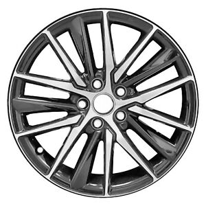 95093 Reconditioned Oem Aluminum Wheel 18x8 Fits 2021 Toyota Camry